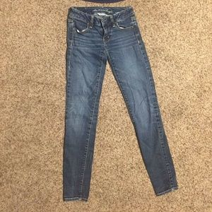 American Eagle Jeans Jeggings, Size 00